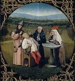 Hyeronimus Bosch - L'estrazione della pietra della follia