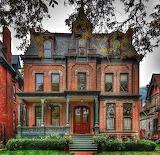 House West Canfield Detroit