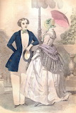 Petersons magazine June 1849