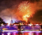 Glasgow Fireworks 2019