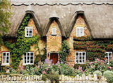 ^ Avon Cottage, Cotswolds of Gloucestershire, England