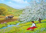 John sloane-I work in the fields in spring