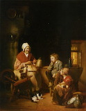 Josephus Laurentius Dyckmans, Grandmother's Stories