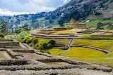 Ecuador, Ingapirca, Inca Trail