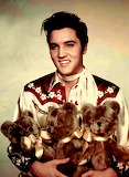 Elvis with Teddy Bears