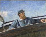North Wind - Christian Krohg 1887