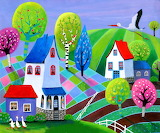 Stork is coming - Iwona Lifsches