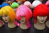 Wig heads / Perückenköpfe