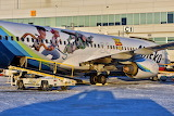 Disney Toy Story 4 Alaska Airlines