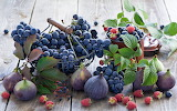 Grape and figs