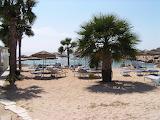 on the beach, Zypern