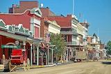 Old Town Sacramento California USA