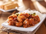 ^ General Tso's Chicken
