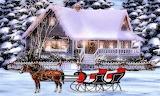 #Christmas Scene
