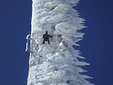 Icy Cell Tower