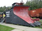 CP Railroad Snowplow