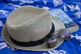 Pareo straw hat