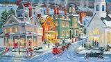Colours-colorful-Christmas-painting