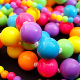 Colorful Beads...