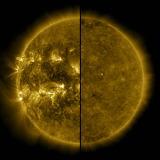 Solar Max vs Solar Min