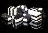 Black and White Allsorts