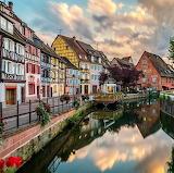 Colmar, Alsace, France1