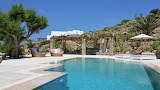 Beautiful hillside villa pool, terrace and garden