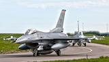 General Dynamics F-16CJ Fighting Falcon 91-0338