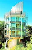 Heliotrope House Germany rotates for energy