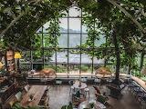 Glass Barn Cafe Mull Scotland