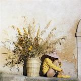 Lartigue, Florette, Piozzo, 1960