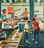 50's Bakery Shop