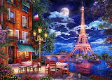 Paris moonlight~ DominicDavison