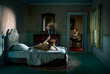 Richard Tuschman: Pink Bedroom (Odalisque) (2013)