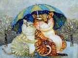 Cheshire Cat Sweethearts