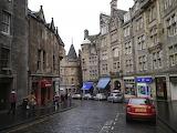 Scotland Edinburgh Old Town