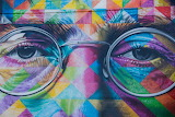In the Image of John Lennon by nick-fewings