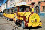 Tourist Tram, Ukraine