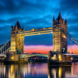 *Tower Bridge, London...