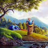 * Dangerous Camping...