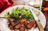 Steak For Dinner