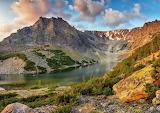 Sylvan Lake Absaroka Beartooth Wilderness