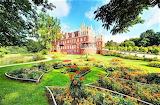 Gardens of Muskau Palace Germany