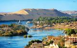 Aswan Egypt Nile River
