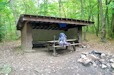 Mile 0443 Iron Mountain Shelter