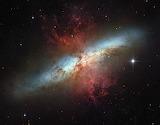 M82 Hubble