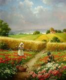 Gathering Flowers~ Toth Gabor