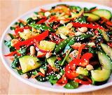 #Crunchy Asian Salad