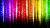 Rainbow Disco lights