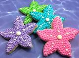 Starfish cookies @ In the kid's kitchen